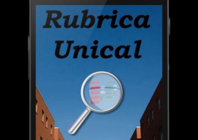 Rubrica Unical